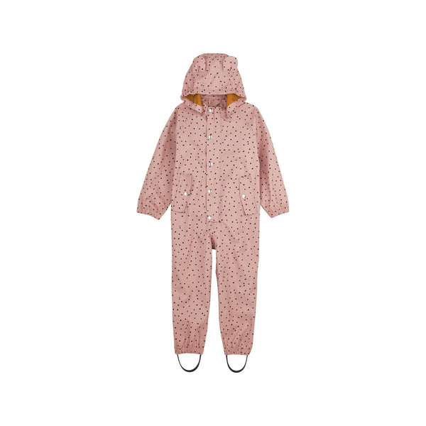 Liewood Outerwear Jared Rainsuit - Confetti Rose