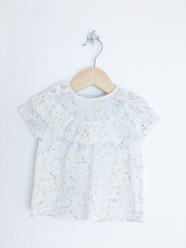 Louis Louise Tunic 6m / New with Tag Flowery Tunic