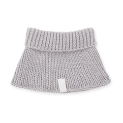 Mille Baby Neck Warmer Adult (5y+) Adult Merino Snood - Light Grey