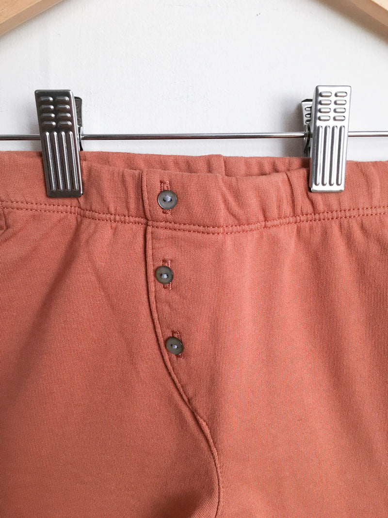 Mini-Cycle Bottoms 2T / New with Tag Re-Cycle Terra Cotta Bermuda Shorts