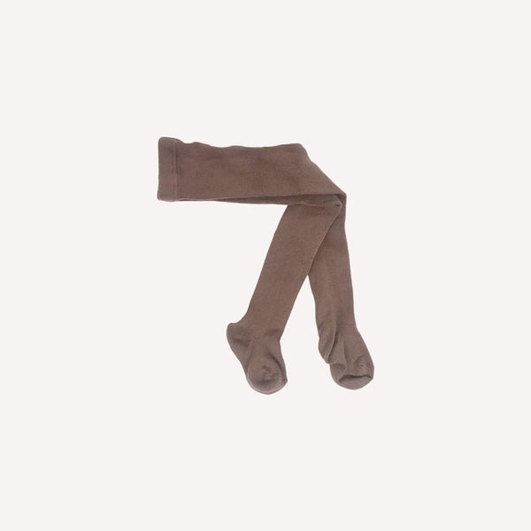 Mini-Cycle Tights 6-12m / Preloved Re-Cycle Solid Maroon Tights