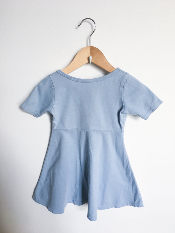 Mini Mioche Dresses + Skirts 18-24m / Gently Used Re-Cycle Blue Dress