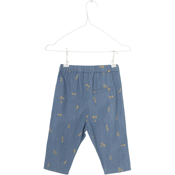 Miniature Bottoms 6m Bernhard Pants - True Navy