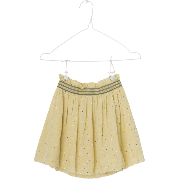 Miniature Dresses + Skirts 2y Charita Skirt - Pale Banana