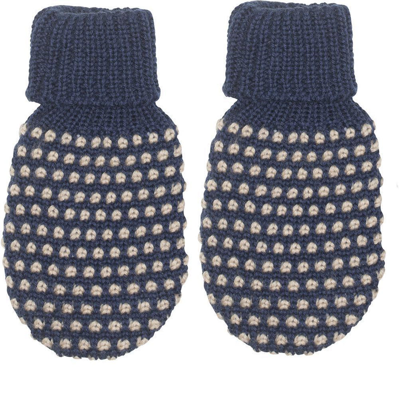 Miniature Gloves Celie Gloves - Peacoat Blue