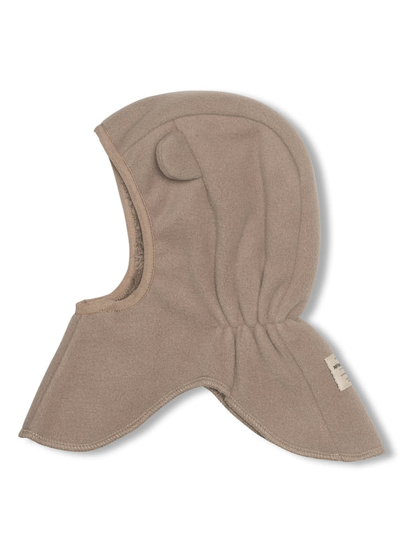 Miniature Hood Jeffi Hood - Taupe Grey