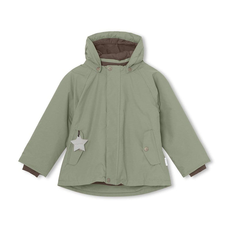 Miniature Jacket Wally Jacket - Sea Spray