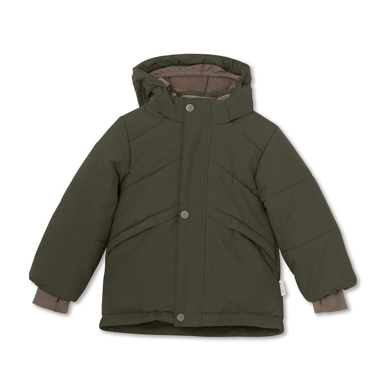 Weli Winter Jacket - Forest Night