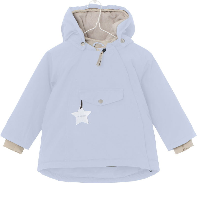 Miniature Outerwear 12m Wang Winter Jacket - Cashmere Blue