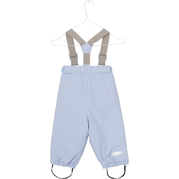 Miniature Outerwear 12m Wilas Snow Pants - Cashmere Blue