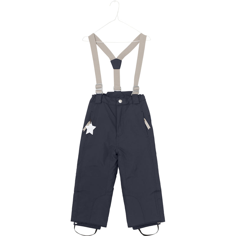 Miniature Outerwear 2y Witte Snow Pants - Sky Captain Blue