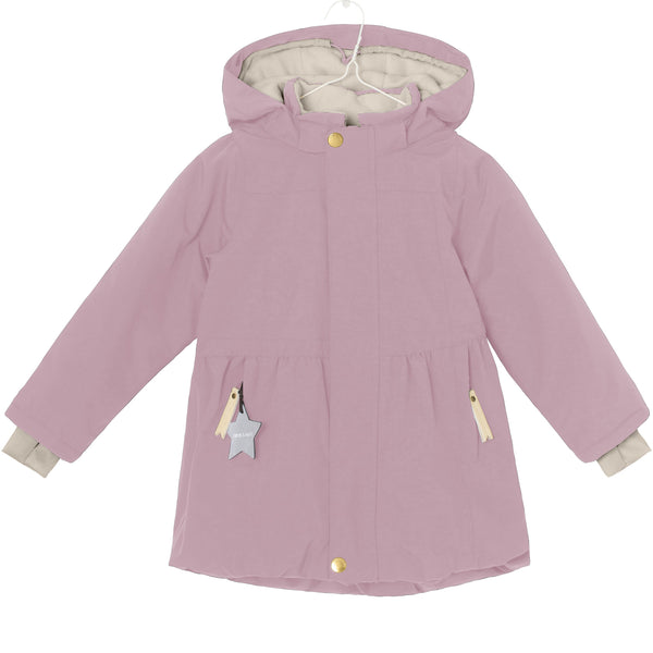 Miniature Outerwear 3y Viola Winter Jacket - Orchid Haze Purple