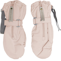 Miniature Outerwear 6-12m Cesar Gloves - Rose Smoke