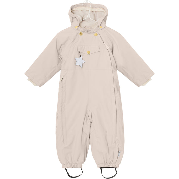 Miniature Outerwear 9m Wisti Snowsuit - Rose Smoke