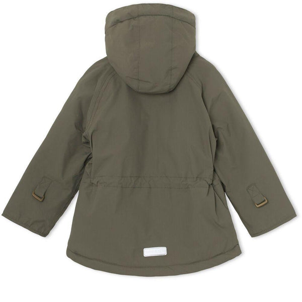 Miniature Outerwear Wally Winter Jacket - Beetle
