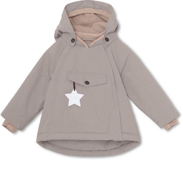 Miniature Outerwear Wang Winter Jacket - Cloudburst Grey
