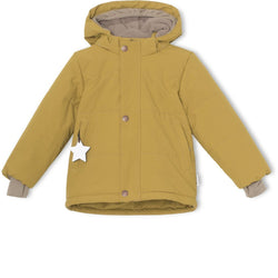 Miniature Outerwear Wessel Winter Jacket - Dried Tobacco