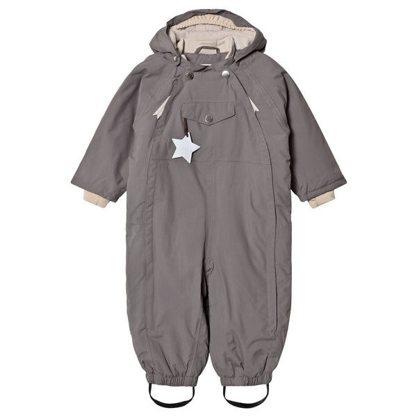 Miniature Outerwear Wisti Snowsuit - Cloudburst Grey
