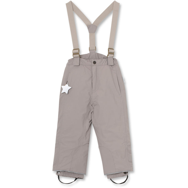 Miniature Outerwear Witte Snow Pants - Cloudburst Grey