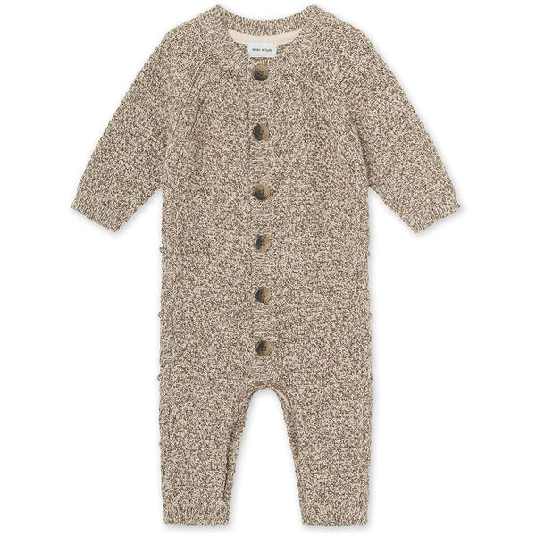 Miniature Romper Thorbjorn Romper - Wood