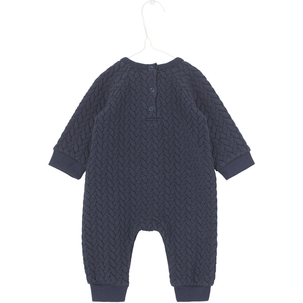Miniature Rompers + Overalls 1m Quilted Jersey Dasie Romper