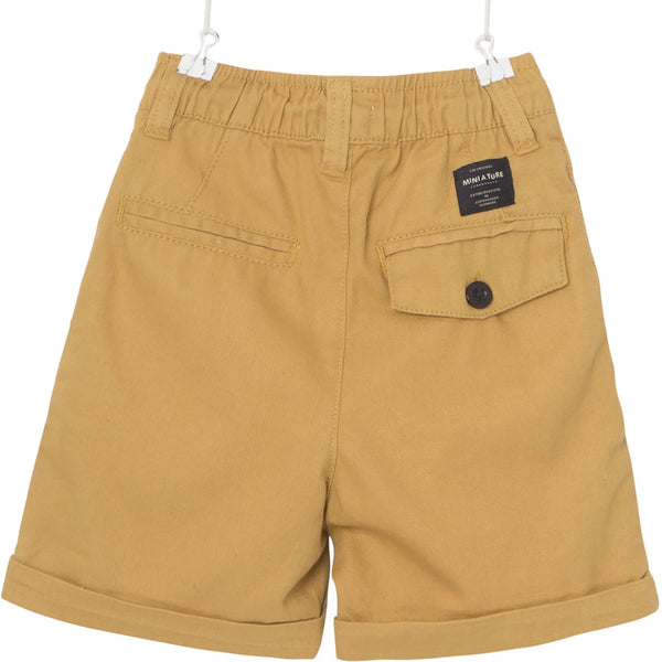 Miniature Shorts 2y Cody Shorts - Curry
