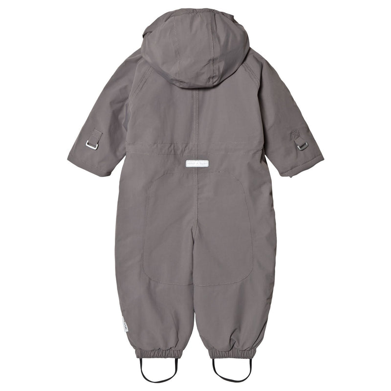Miniature Snowsuit Wisti Snowsuit - Cloudburst Grey