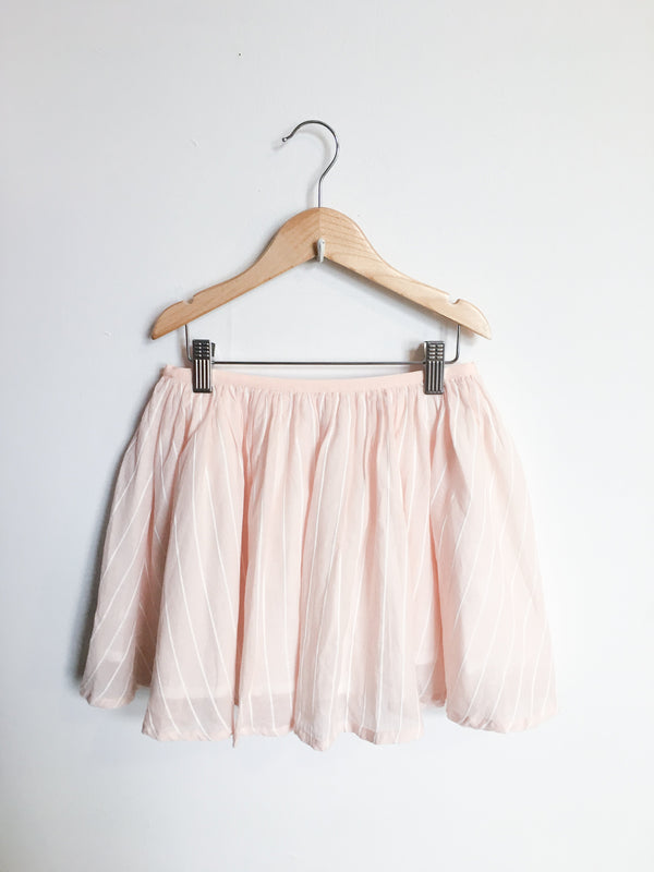 Morley Dresses + Skirts 8y / New with Tag Re-Cycle Blush Skirt