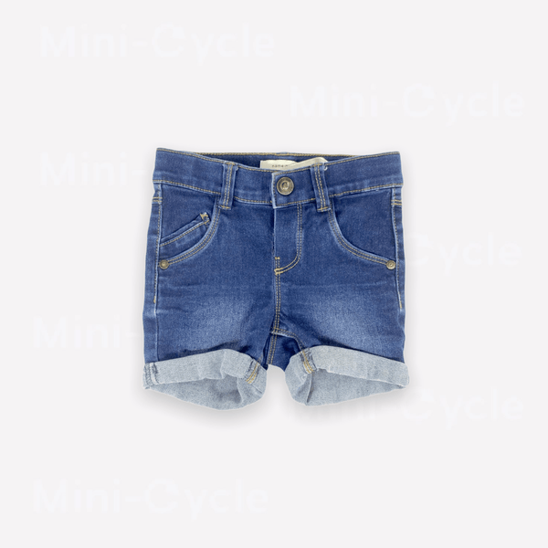 Name It Shorts 1.5-2y / Like New Re-Cycle Blue Denim Shorts