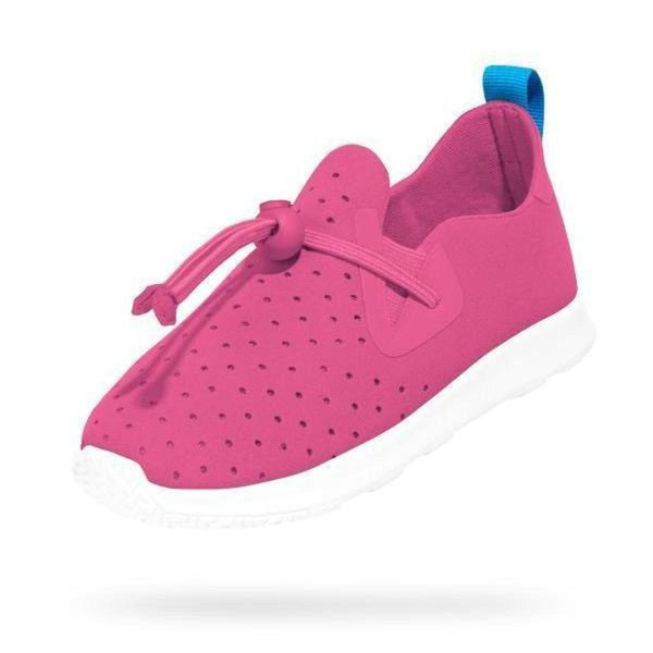 Native Shoes Apollo Moc Child Hollywood Pink (Rescues)