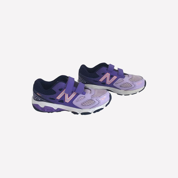 New Balance Sneakers US 1 / Preloved Re-Cycle Solid Purple Sneakers