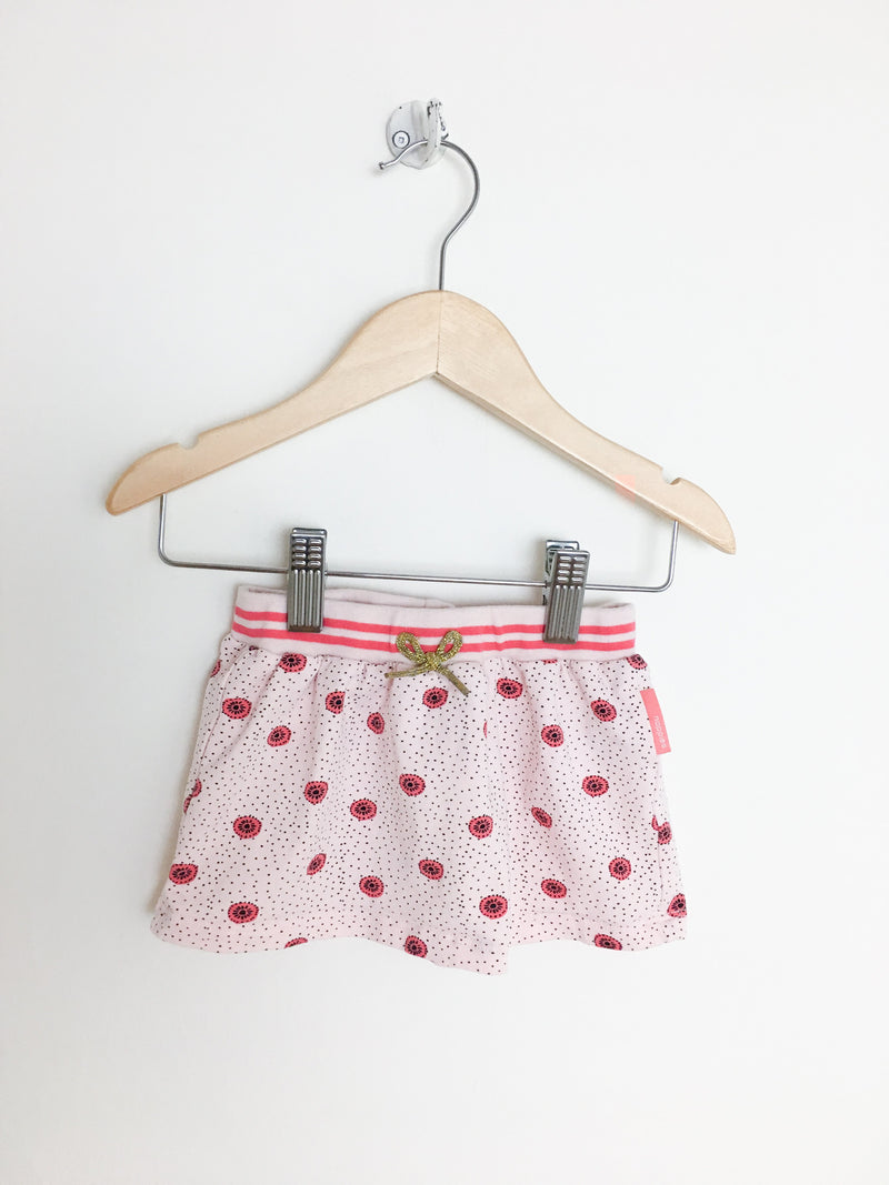 Noppies Skirt 3-6m / Gently Used Re-Cycle MEEDER Baby Skirt-Blush