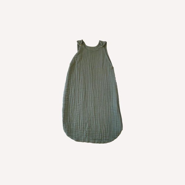 Numero 74 Sleepsack 0-6m / Preloved Re-Cycle Solid Green Sleepsack