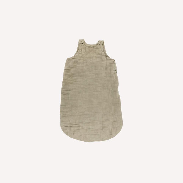 Numero 74 Sleepsack 6-12m / Preloved Re-Cycle Solid Beige Sleepsack