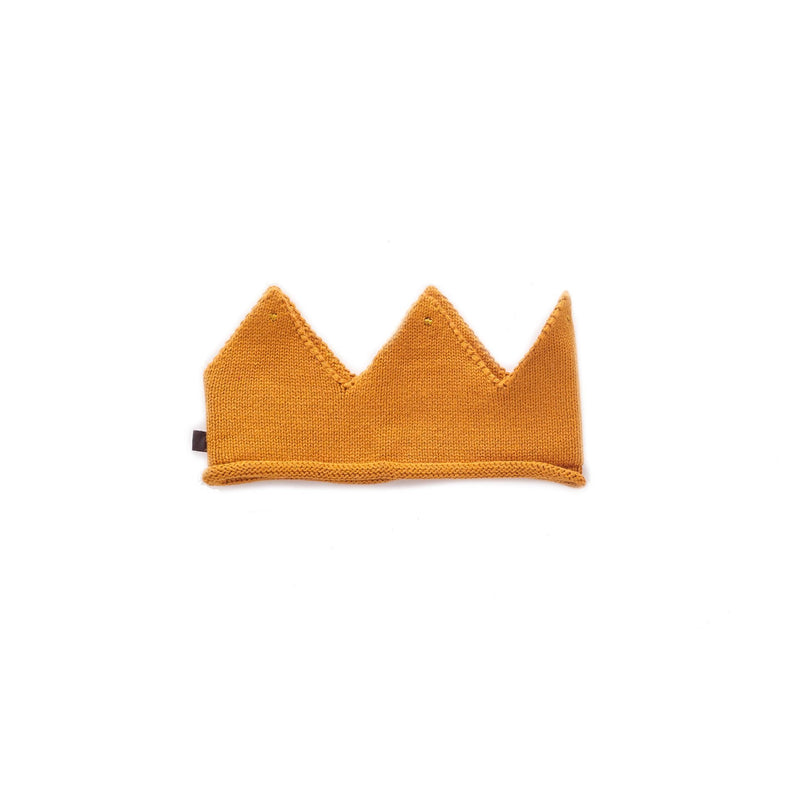 Oeuf Accessories 0-3y Crown - Ochre