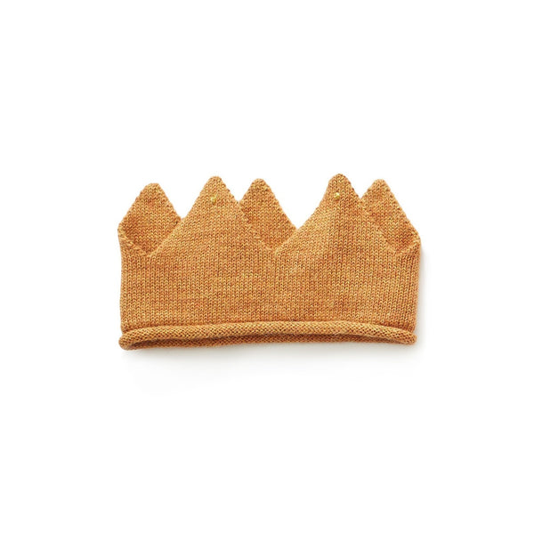 Oeuf Hat Crown - Gold