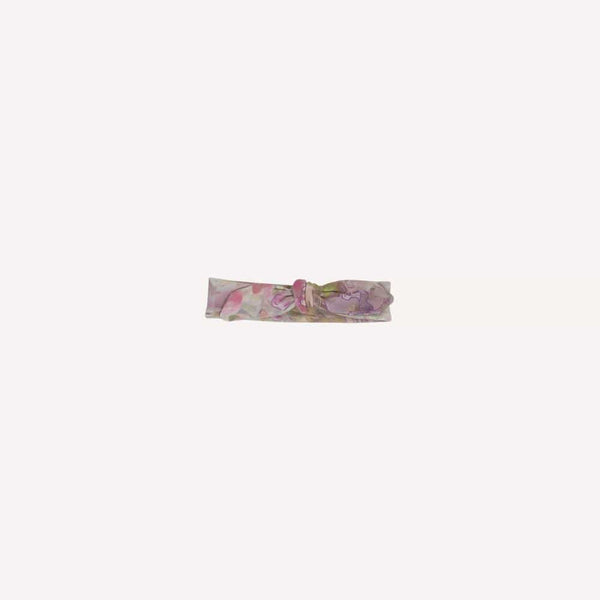 Ollie Jones Headband OS / New Re-Cycle Floral Multi Colored Headband