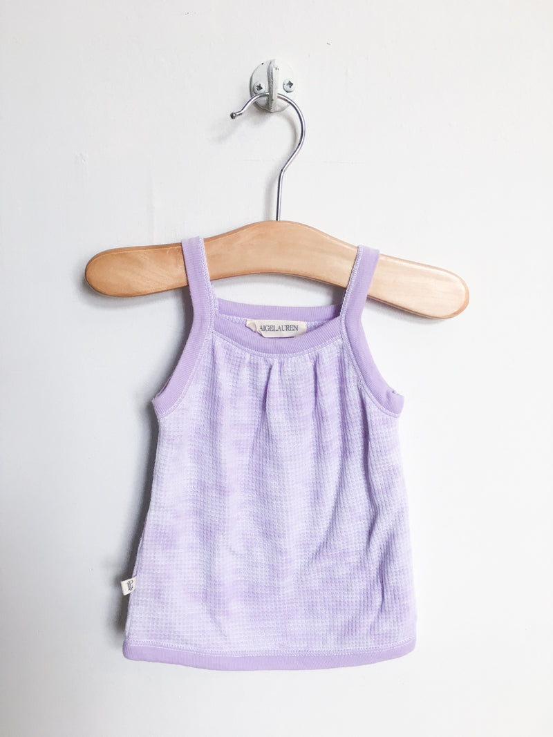 Paige Lauren Tops + Bodysuits 0-3m / Gently Used Re-Cycle Light Purple Tank Top