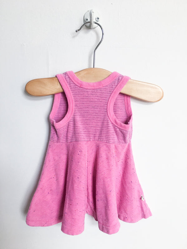 Paige Lauren Tops + Bodysuits 0-3m / Gently Used Re-Cycle Pink Tank Top Dress