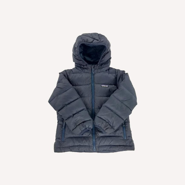 Patagonia Winter Coat 5-6y / Preloved Re-Cycle Blue Puffer Coat