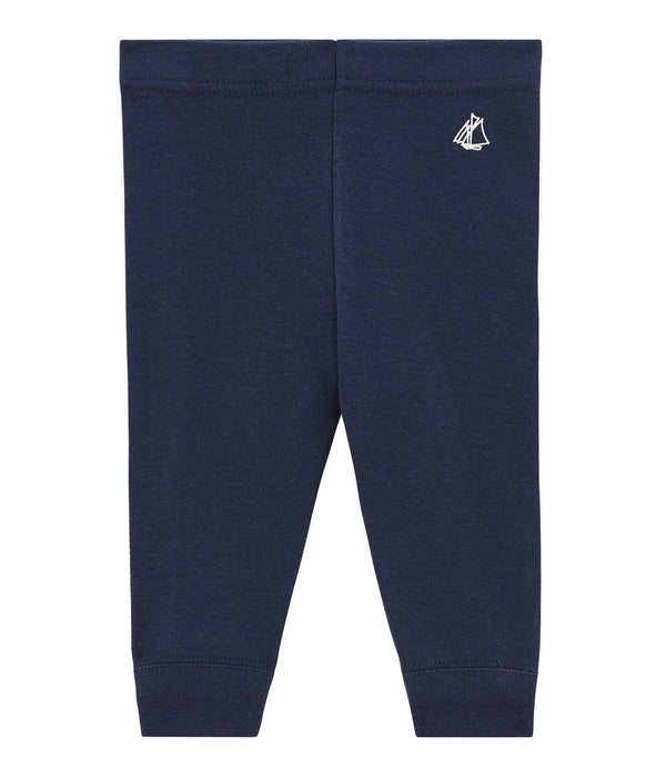 Petit Bateau Bottoms 1m Smoking Blue Baby Leggings