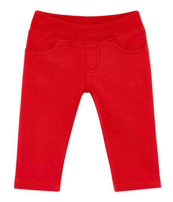 Petit Bateau Bottoms 3m Baby Cotton Sweatshirt Trousers