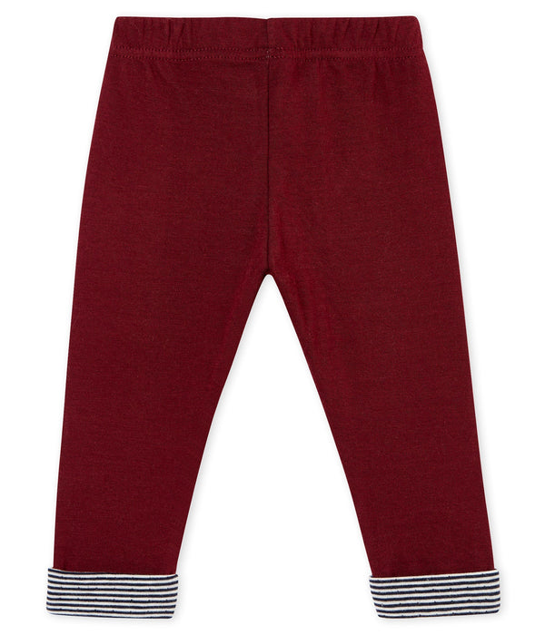 Petit Bateau Bottoms 3m Baby Cotton Tubic Trousers