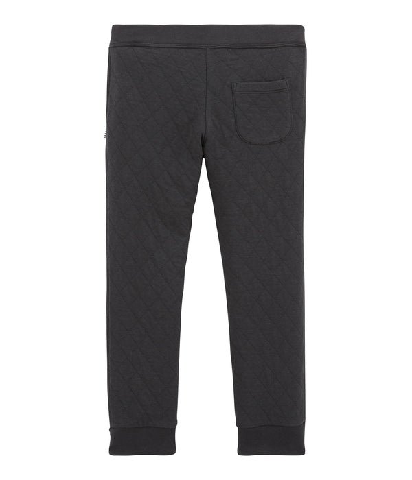 Petit Bateau Bottoms 4y Quilted Double Knit Trousers