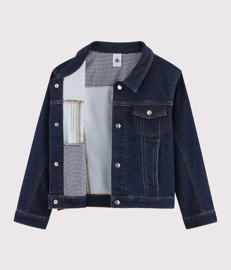 Petit Bateau Pants Boys' Denim Jacket