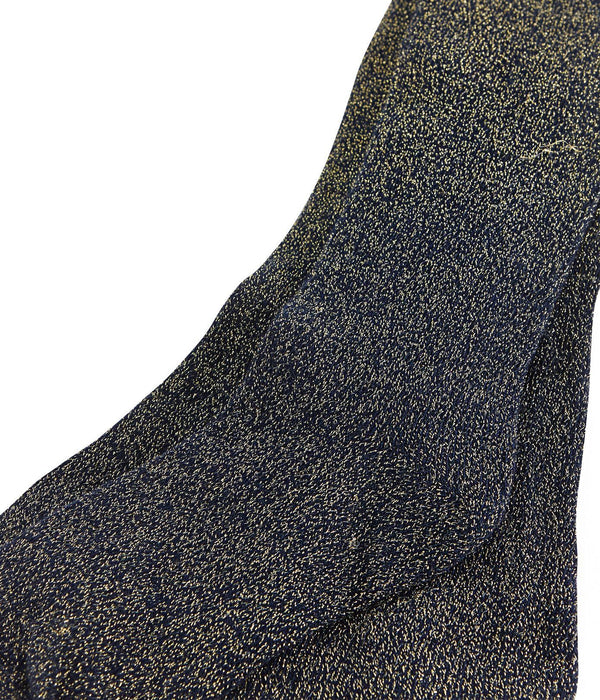 Petit Bateau Tights Tights - Blue with Gold Sparkles