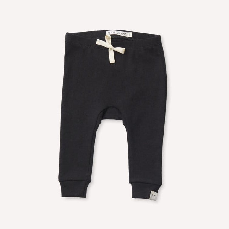 Laurence Baby Legging - Black