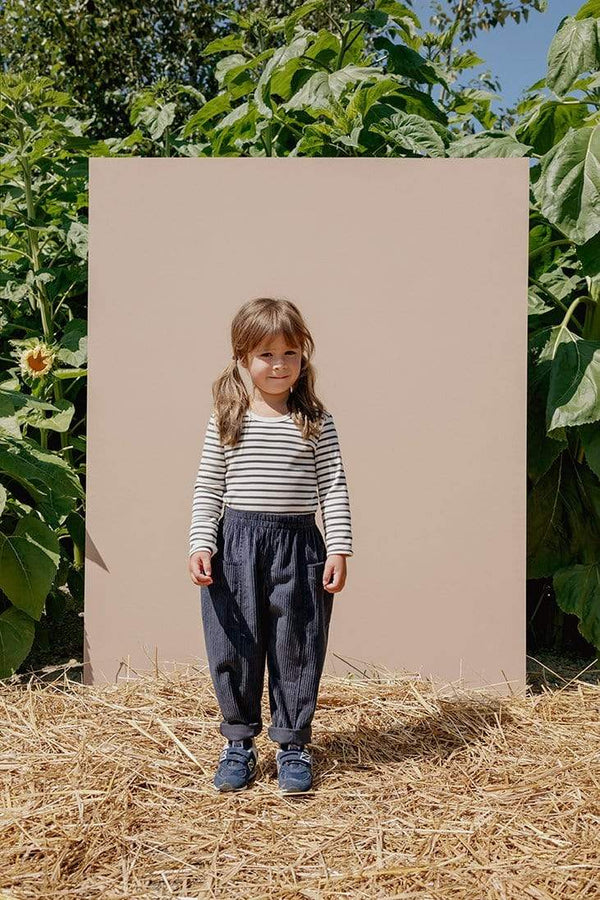 Petits Vilains Pants Maxence Pocket Pant - Ink