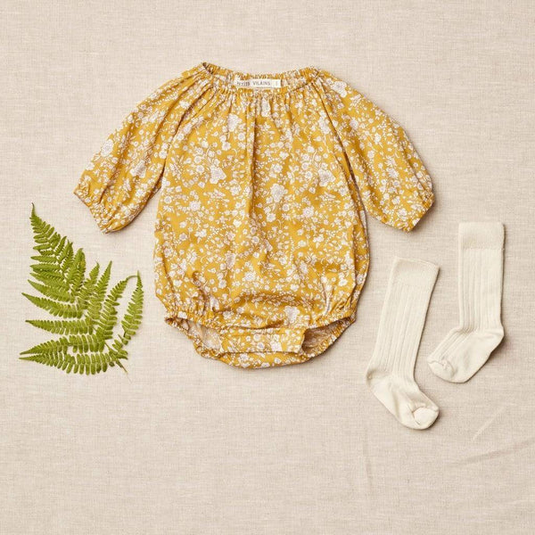 Petits Vilains Playsuit Olympia Playsuit - Autumn Blooms