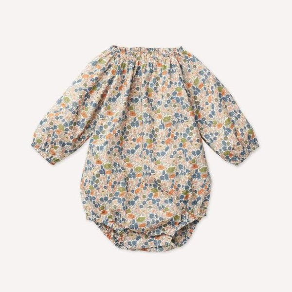 Petits Vilains Playsuit Olympia Playsuit - Poppy Forest